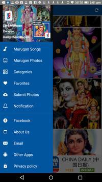 Murugan Images Songs Wallpaper screenshot 10