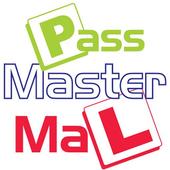 PassMasterMal Driving School icon