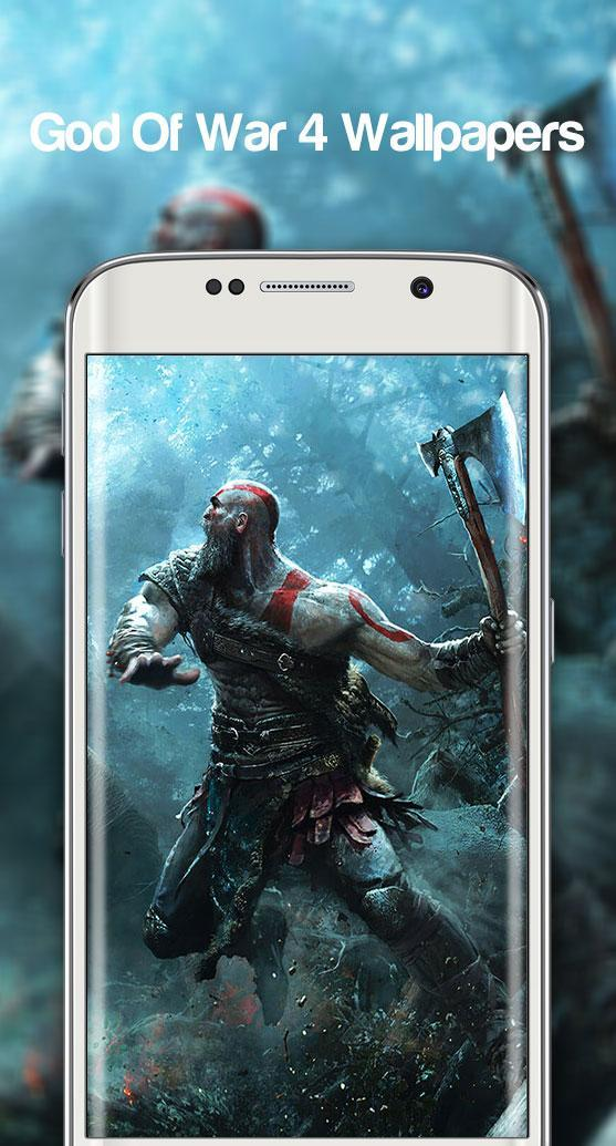 God Of War 4 Wallpapers For Android Apk Download