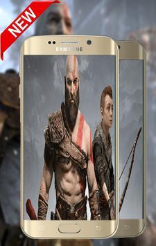 Wallpapers For God Of War 4 Games  HD screenshot 2