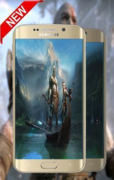 Wallpapers For God Of War 4 Games  HD screenshot 3