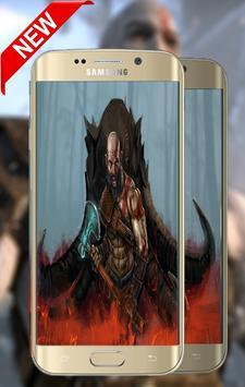Wallpapers For God Of War 4 Games  HD screenshot 4