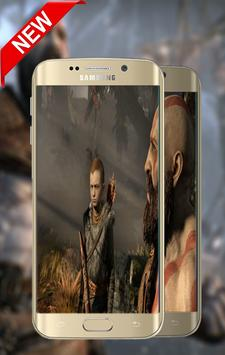 Wallpapers For God Of War 4 Games  HD screenshot 7