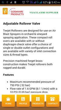 Godavari Products apk screenshot