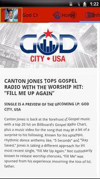 Canton Jones App screenshot 1