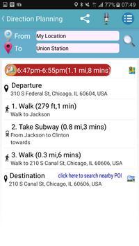 Chicago Bus Tracker (CTA) screenshot 7