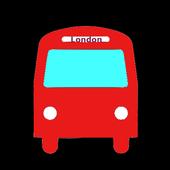London Bus & Tube Tracker icon