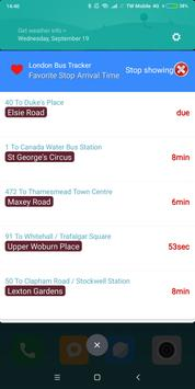 London Bus & Tube Tracker screenshot 7
