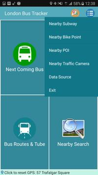 London Bus & Tube Tracker screenshot 9