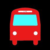Los Angeles Metro and Bus Tracker icon