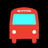 SG Bus / MRT Tracker icon