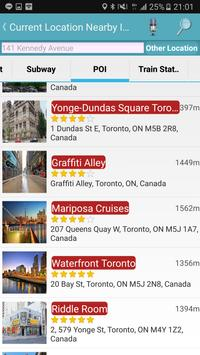 Toronto Bus Tracker screenshot 4