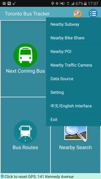 Toronto Bus Tracker screenshot 8