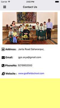 GodField Public School Saharanpur screenshot 3