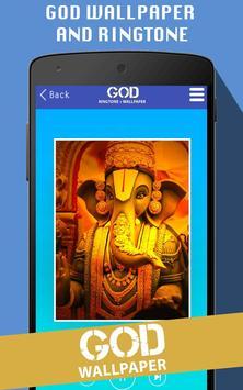 All God HD Wallpaper +Ringtone poster