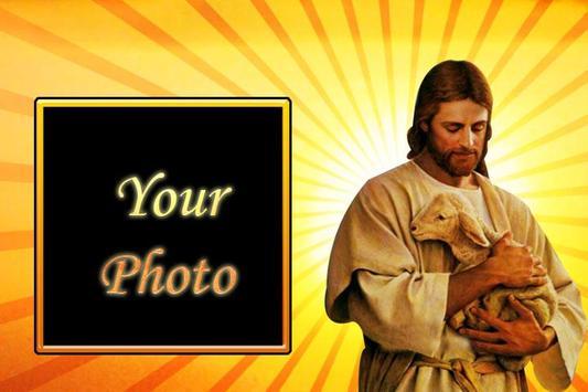 God Jesus Photo Frames poster