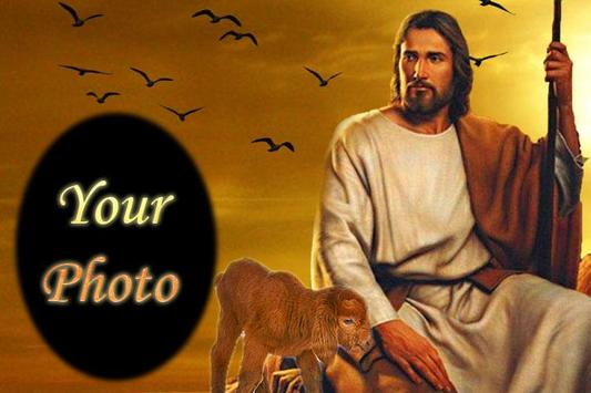 God Jesus Photo Frames screenshot 1