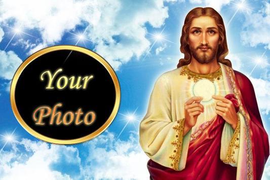God Jesus Photo Frames screenshot 2