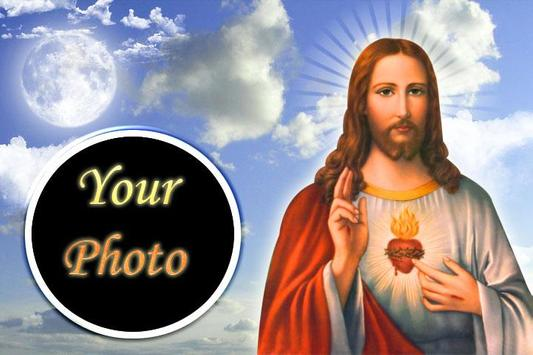God Jesus Photo Frames screenshot 3