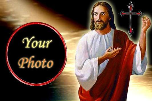 God Jesus Photo Frames screenshot 4