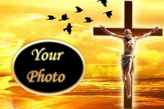 God Jesus Photo Frames screenshot 5