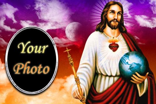 God Jesus Photo Frames screenshot 6