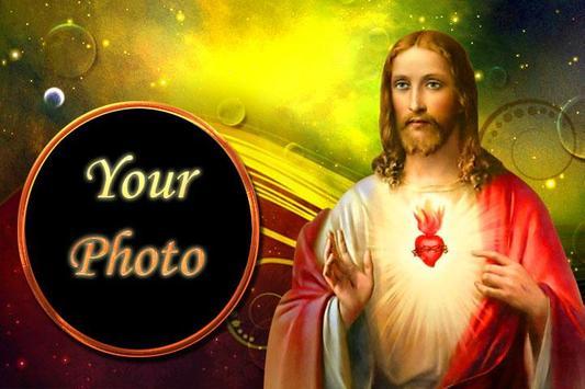 God Jesus Photo Frames screenshot 8