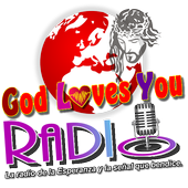 God Loves You Radio icon
