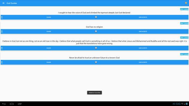 God Quotes screenshot 3