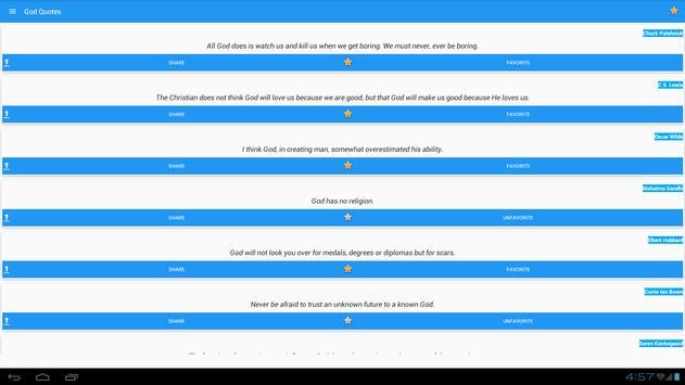 God Quotes screenshot 5