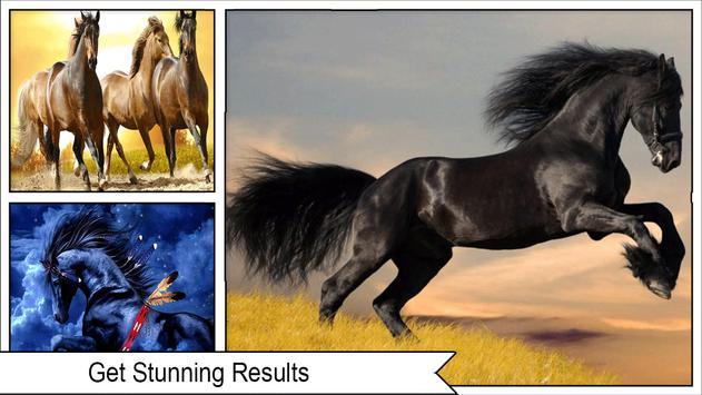 Beautiful Horse Wallpaper poster