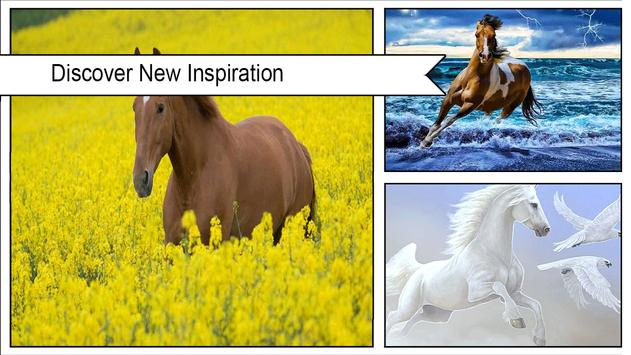 Beautiful Horse Wallpaper screenshot 3