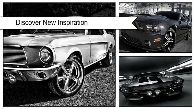 Mustang Wallpaper screenshot 1