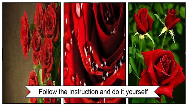 red rose beautiful wallpaper screenshot 2