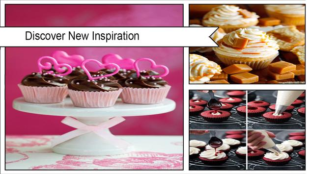 Tasty Valentine's Cupcakes screenshot 3