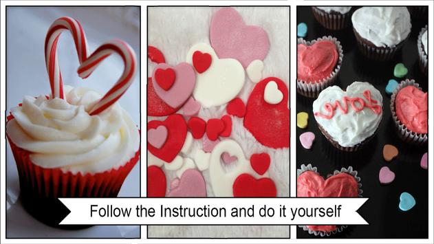 Tasty Valentine's Cupcakes screenshot 4
