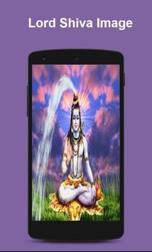 Lord Shiva Image poster
