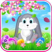Easter Bunny Live Wallpaper icon