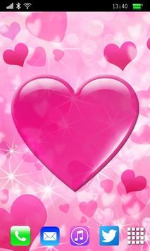 Valentines Day Heart poster