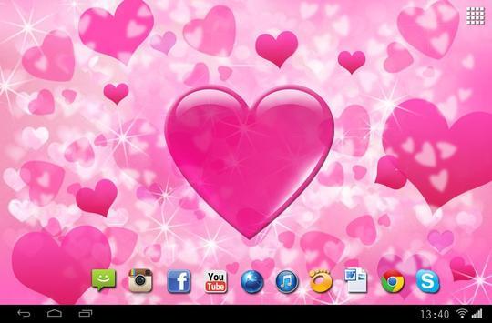 Valentines Day Heart apk screenshot
