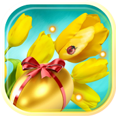 Easter Spring HD LWP icon
