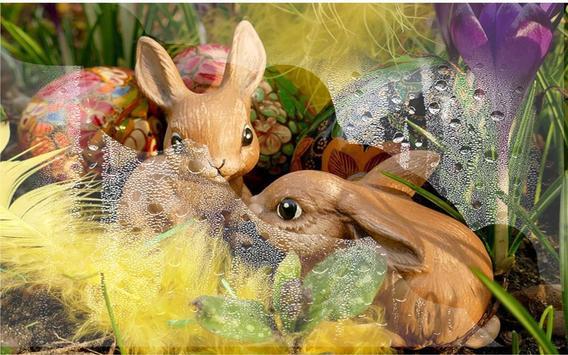Easter Wishes live wallpaper apk screenshot