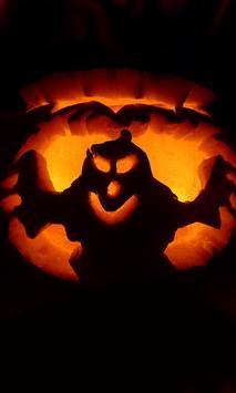 Halloween Ghost live wallpaper poster