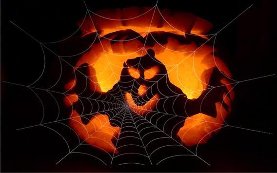 Halloween Ghost live wallpaper screenshot 10