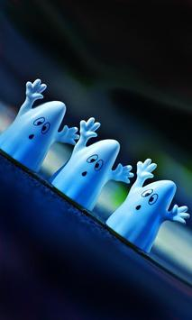 Halloween Ghost live wallpaper apk screenshot