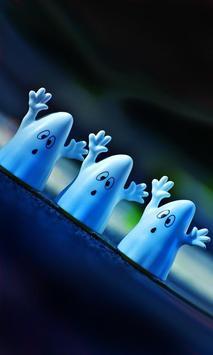 Halloween Ghost live wallpaper screenshot 1