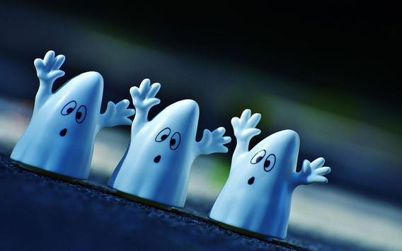 Halloween Ghost live wallpaper screenshot 3