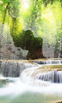 Waterfall Cool live wallpaper screenshot 2