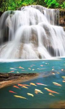Waterfall Cool live wallpaper screenshot 3