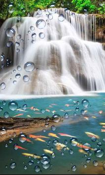 Waterfall Cool live wallpaper screenshot 4